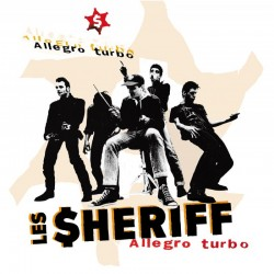 "Shériff ""Allegro turbo"" LP"