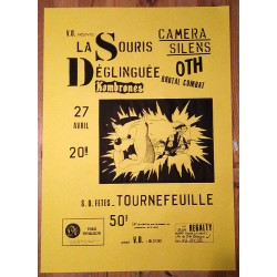 """Tournefeuille"" Affiche"
