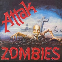"Attak ""Zombies"" LP"