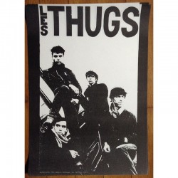 "Thugs ""1985"" Affiche"
