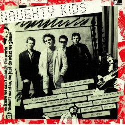 "Kids ‎""Naughty Kids"" LP"