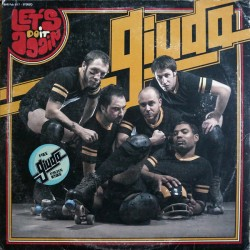 "Giuda ""Let's Do It Again"" LP"